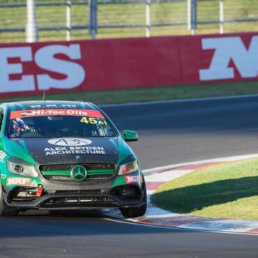 Bathurst 6HR race – A1 Class winners!