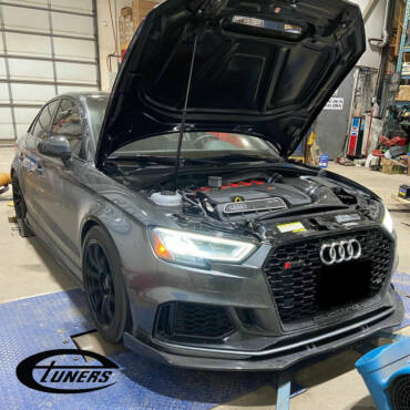 Audi RS3 8V.2 2.5TFSI MY2018 – Stage3 Vargas turbo 94Oct