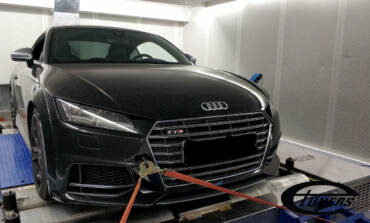 Audi TTS (8S) 2.0TFSI 310hp DSG MY2017 – Stage1 98RON