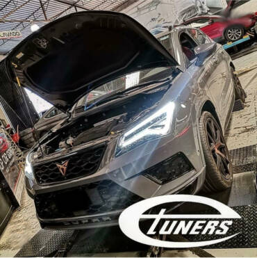 Cupra Ateca 2.0TSI 300hp MY2020 – Stage1