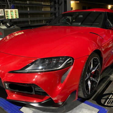 Toyota GR Supra A90 3.0T MY2019 – Stage1 98RON