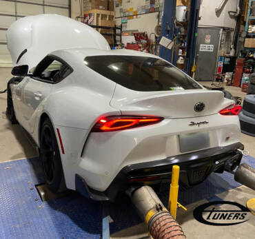 Toyota GR Supra A90 3.0T MY2020 – Stage3 Pure800