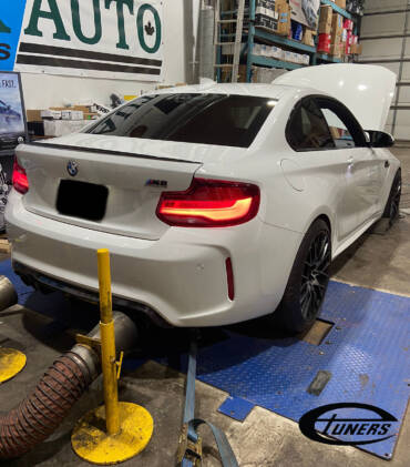 BMW M2 Competition F87 MY2020 – Stage2