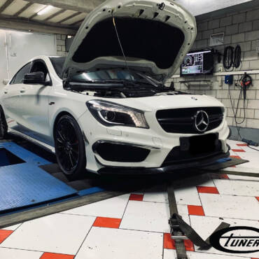 Mercedes CLA45 AMG 2.0T – Stage2 98RON