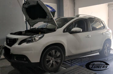 Peugeot 2008 1.6HDI100 – Stage1