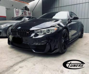 BMW M4 F82 3.0T – Stage1 98RON